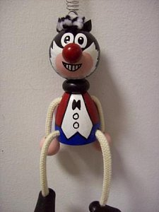 Závěsná hračka - Myšpulín - 1