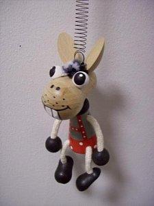 Závěsná hračka - Osel - 1
