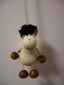 Závěsná hračka - Ovečka - 1