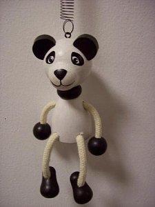 Závěsná hračka - Panda - 1