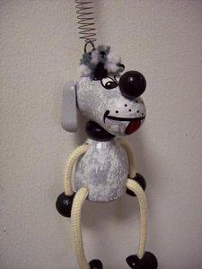 Závěsná hračka - Pes - 1
