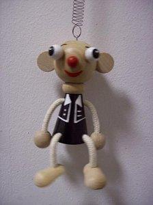 Závěsná hračka - Spejbl - 1