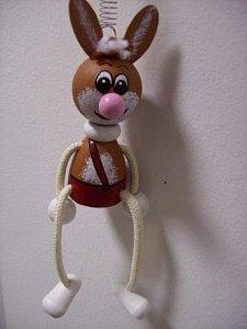 Závěsná hračka - Zajíc - 1