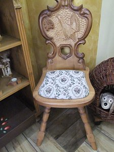 Židle - 1